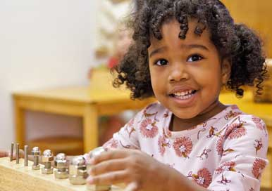 Cedar Park Montessori - Toddler Program