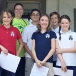 Elementary Serves Community