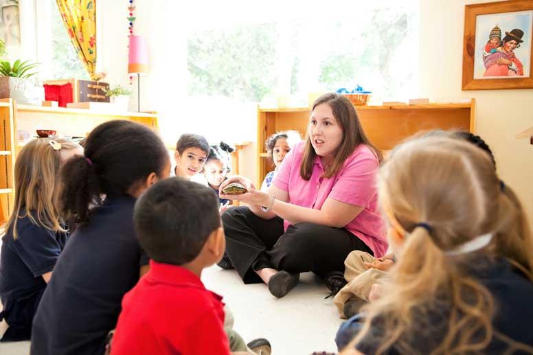 Cedar Park Montessori - Programs